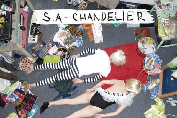 SIA_Chandelier_Sheet music_Tombooks