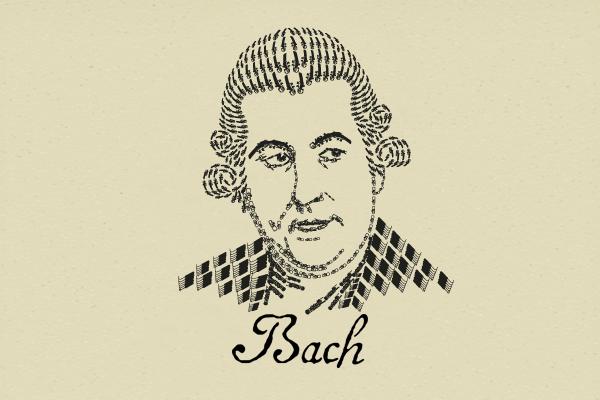 600 х 400 Bach