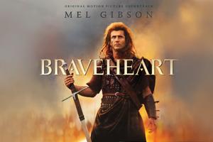 BraveHeart 300 x 200