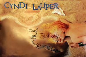 300 x 200 True colors Cyndi Lauper