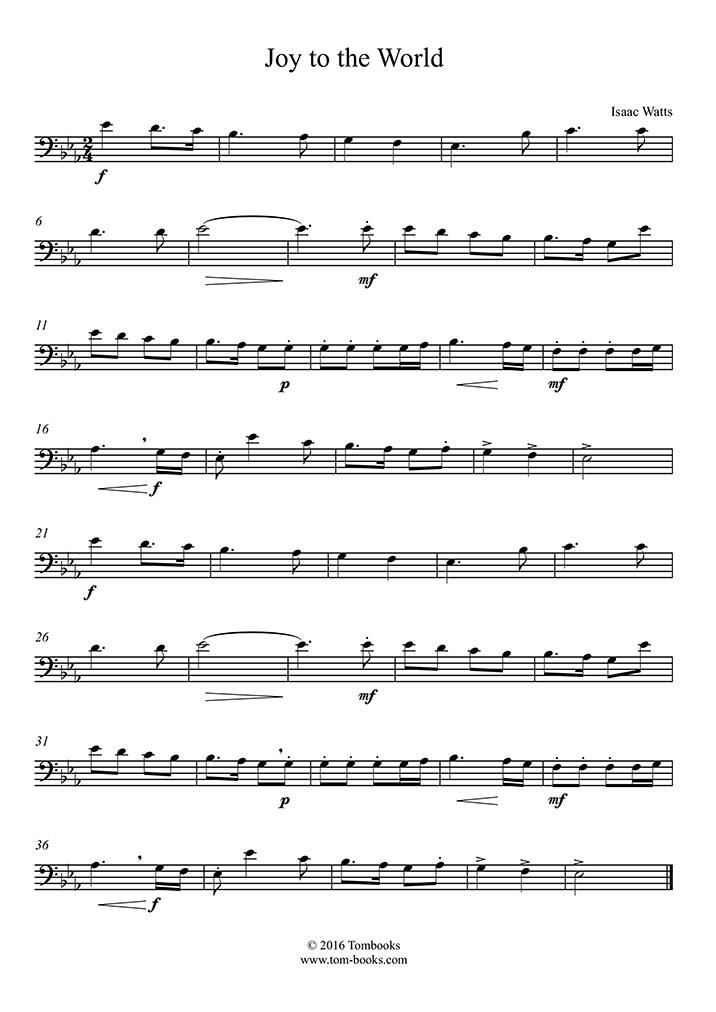 Piano Christmas Music.Christmas Music Joy To The World