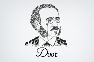 200 x 300 Door