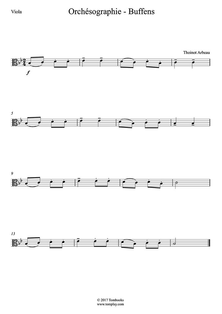 オルケゾグラフィ〜第2曲:Buffe...