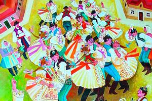 Moravian-Folk-Song
