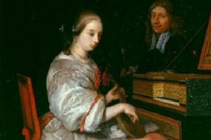 Bach-Partita-in-B-flat-major-BWV-825-VI-Menuet-II
