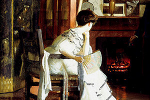 Schumann-Robert-By-The-Fireside